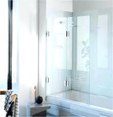 bifold glass shower door glass doors new glass shower doors frameless pivot bifold shower enclosure door