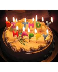 Great Summer Sales On Decor Hut Happy Birthday Candles Cake Toppers
