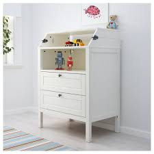 Sundvik Changing Table/chest Of Drawers White Ikea For Baby Changing Table  Philippines