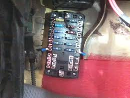 adding an additional fuse block pirate4x4 com 4x4 and off road attached images