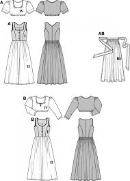Dirndl Pattern Awesome Dirndl Blouse Sewing Pattern Rockwall Auction