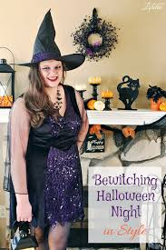 have a bewitched with this amazing costume and a diy trick or treat