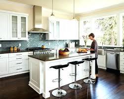white kitchens with dark floors homehubco