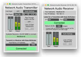 network audio transmitter