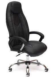 Купить <b>TetChair</b> «Босс» (<b>Boss</b>) <b>хром</b>, <b>кресло</b> руководителя в ...