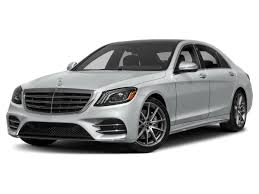 New 2018 Mercedes-Benz S-Class S 450 SEDAN in St. James #64103S ...