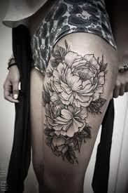 Tattoo Ink Tetování Tetování Pivoňky A šípy