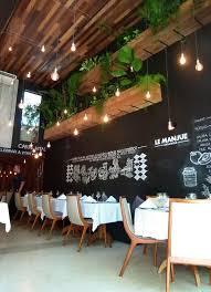 lighting for restaurant. galeria de restaurante le manjue organique flvia machado 12 lighting for restaurant l