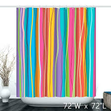 colorful shower curtains. Brilliant Curtains Colorful Shower Curtains Beautiful  Striped Bathroom Curtain Rings With Colorful Shower Curtains C