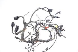 Get quotations · 04 05 06 bmw r1200gs main wiring harness cable loom 61117685891