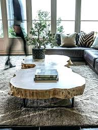 trunk like coffee table rustic tree ideas on creative idea havertys southport full size