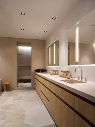 bathroom recessed lighting design photo exemplary. example of a trendy alcove shower design in denver with an integrated sink flat bathroom recessed lighting photo exemplary t