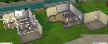 sims 4 building how to s move an entire room anywhere on the lot