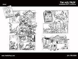 Comic Storyboards Comic Storyboard Wowcircletk 12