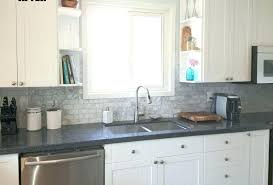 gray backsplash kitchen grey and white image of white kitchen grey tiles dark grey white cabinets