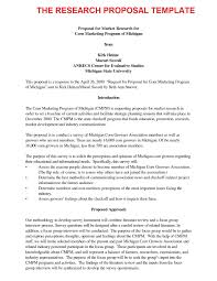 Examples Of An Outline For A Research Paper Apa Style Sample Research Proposal Template