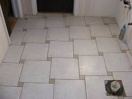 floor tile pattern bathroom
