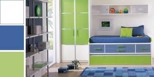 Camera Da Letto Verde Mela : Combinazioni di colori per la camera dei ragazzi