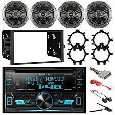 kenwood rvgeek rv truck electronics stereo features 13 digit variable color display english spanish built in mosfet amplifier rms 22 watts peak 200 watt plays cds cd rs and cd rws