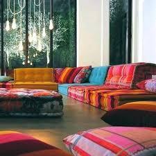 moroccan floor pillows. Exellent Moroccan Moroccan Floor Pillows Cushions Home Design Plan Regarding  Remodel Uk And