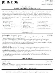 Resume Examples Hospitality General Manager Resume Samples Manager ...