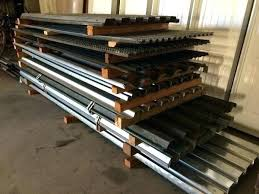 galvanized corrugated steel roof panel corrugated steel roof panels on walls for interior sheet metal