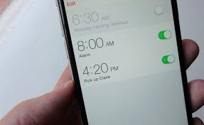 label your alarms