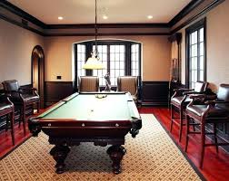pool table rug french manor traditional family room ideas pool table rug