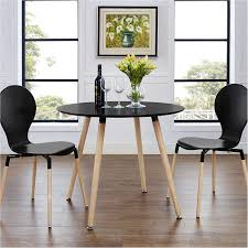 magnificent dining table 9 superb track circular black tables small round set for 2