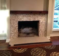 replacing tile around fireplace classy replacing tile around fireplace modern about amazing blog pebble tile replacing tile