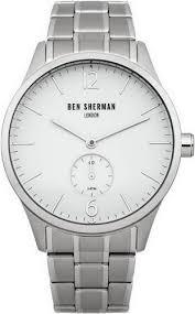 Мужские <b>часы Ben Sherman</b> Spitalfields Professional <b>WB003WM</b>