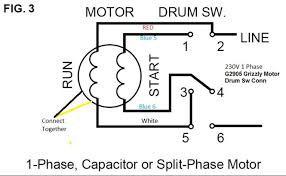 wiring diagram reversing single phase motor wiring diagram how to wire a baldor l3514 6 pole drum switch single phase