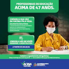 Prefeitura de São Bernardo antecipa vacinação de profissionais da Educação  para este sábado - Busca de Serviços - São Bernardo