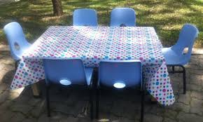 Party Table And Chair Rentals Singapore