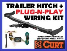 trailer wiring harness curt trailer hitch vehicle wiring harness fits 2010 2013 kia soul 11110 56222