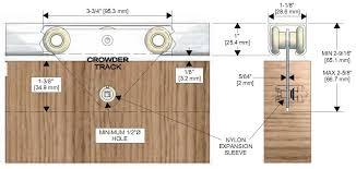 residential sliding door track sliding door hardware concealed sliding