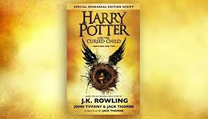 book review harry potter and the cursed child by j k rowling