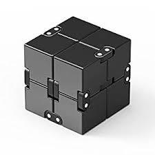 infinity cube. infinity cube fidget white