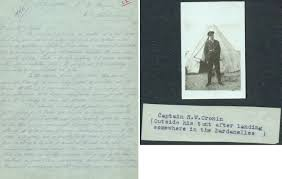 Letters From The First World War Part One The National Archives