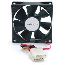 fan box. add additional chassis cooling with a 80mm ball bearing fan box