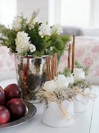 January Table Decorations - Home Design