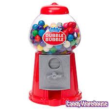 Gumball Vending Machine Business Simple Classic Gumball Machine With Dubble Bubble Gumballs CandyWarehouse