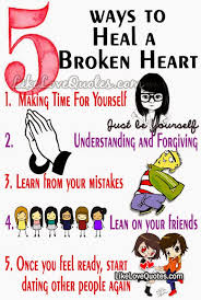 Heal Broken Heart Quotes Magnificent Please Follow Love Quotes 48 Ways To Heal A Broken Heart