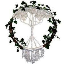 Macrame Dream Catcher Patterns Free macrame tree of life dream catcher with instructions great 29