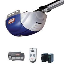 garage door motorsGenie QuietLift 800 12 HP DC Motor Belt Drive Garage Door Opener