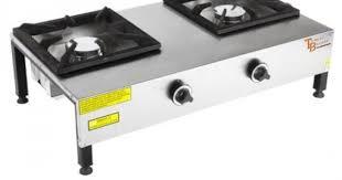 countertop 2 burner stove cooking performance