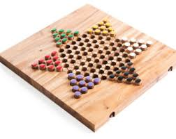 Wooden Board Games Canada Chinese Checkers Etsy CA 84
