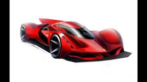 Top 32 BEST Ferrari Concept Cars - YouTube