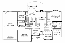 Barn House Plans  Classic Colonial Layout 1B  Davis FrameClassic Floor Plans