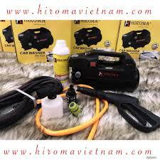 Máy rửa xe cao áp mini Hiroma giá rẻ